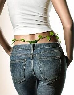 臀部吸脂前后对比 离性感翘臀只一步之遥