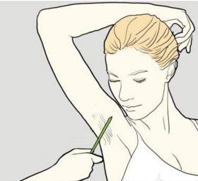 腋下脱毛痛吗 方法有哪些