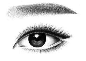 切眉术后多久能化妆 提升一个人的气质 美