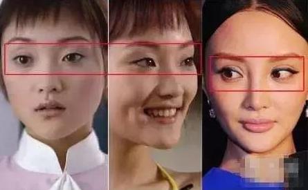 女神旧照:关之琳刚出道时的双眼皮,成了如今女孩们整容的模板!
