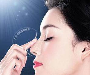 南京明水鼻部再造 扁平 宽大的鼻子不复存在