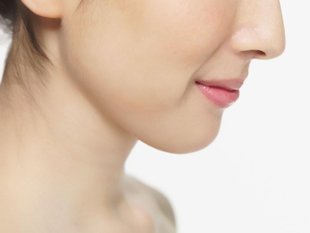 你的下巴是否完美 脸部的黄金比例你懂多少