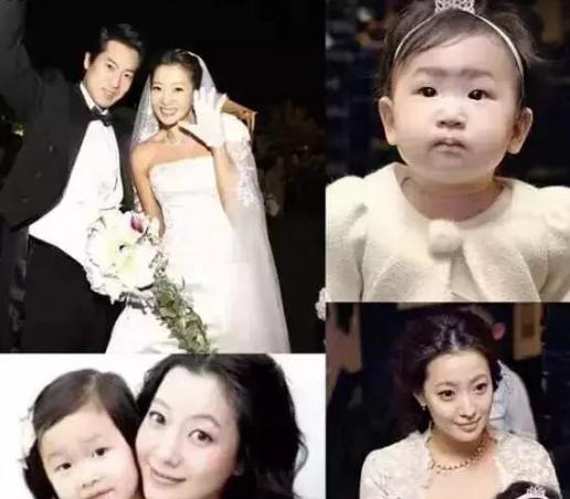 韩国第一人造美女金喜善 儿子的出生?#24471;?#19968;切
