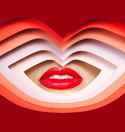 香肠嘴的缔造无非是面部的克星 厚唇改薄为你解除厚唇疑虑