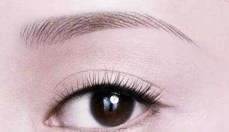 眉毛种植的效果怎么样呢 眉部美化创想魅力之眼