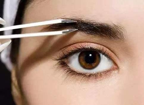 眉毛种植的过程怎么样呢 三步一疗程 眉毛塑造成