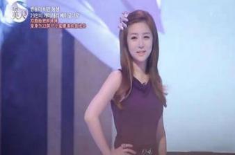 韩国出名整容女排行榜 整容前后对比照丑女大翻身
