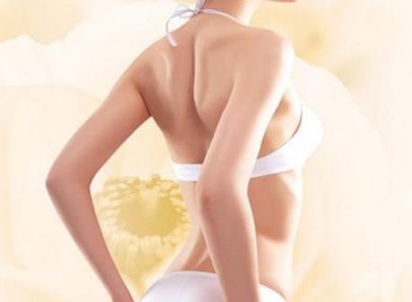 告别厚实后背 背部吸脂让你展现女性柔美感觉