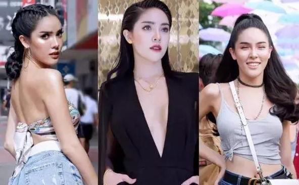 泰国变性美人排行榜 Poyd宝儿稳居第一