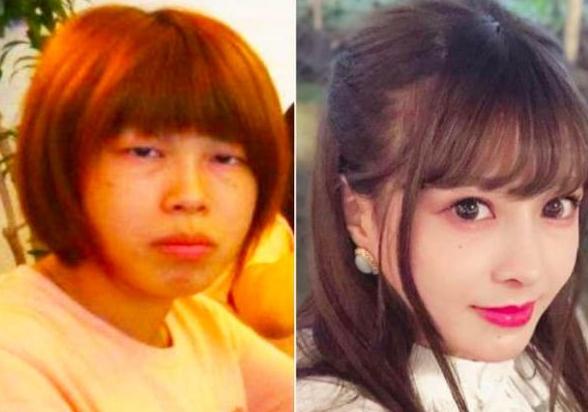 日本偶像組合AXE明治公开承认整容 丑女翻身做女神