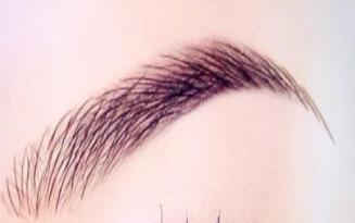 男人眉毛种植多少钱 十堰安琪儿整形医院做男士种眉毛价格
