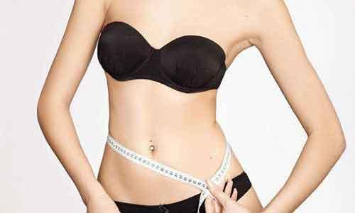 """好的腹部减肥方法 青岛半岛丽人整形吸脂手术瘦成""""小腰精"""