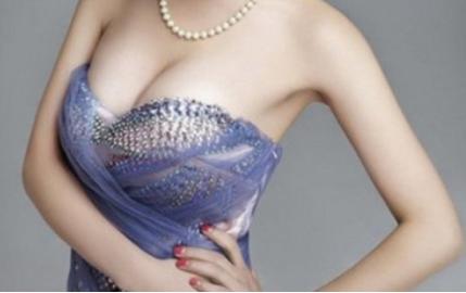 杭州同立整形医院丰胸整形价格多少 假体隆胸 做性感女人
