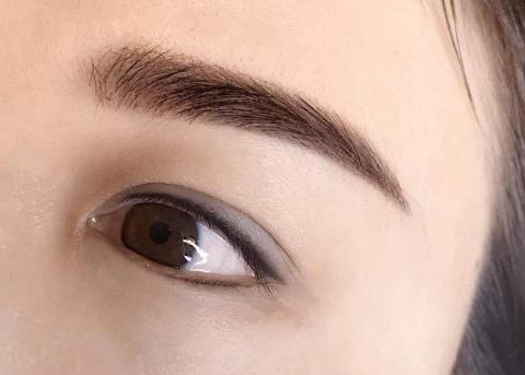 重庆时光毛发移植医院眉毛种植多少钱 效果立体吗