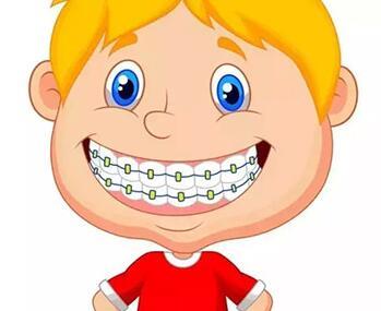 儿童牙齿矫正时机 上海美奥口腔医院矫正牙齿价格