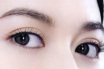 成都美容整形医院植发整形科眉毛种植效果 眉眼间的诱惑
