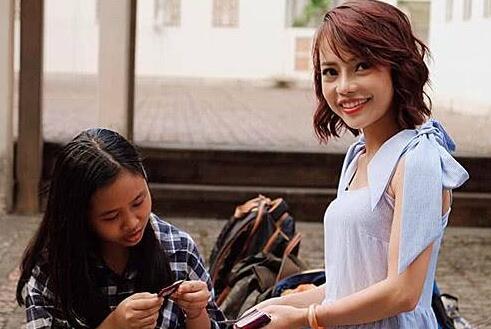 越南单亲母亲Duyen Pham直播因丑被骂哭 整容后找到帅气外国男
