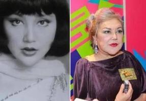 70年影星邵音音整容遭毁容 曾是不少男人心中性感女神