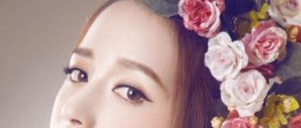 深圳丽格植发美容医院眉毛种植 与有缺陷的眉毛说拜拜