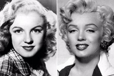 好莱坞明星整形对比图 海蒂·拉马尔第一位公开整形演员