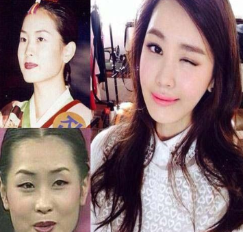 韩国人气明星整容排行榜 第一名:李多海