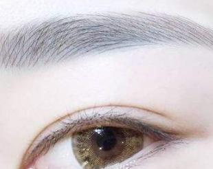 重庆美仑美奂【纹绣整形】纹眉/眉毛整形/17周年年中大促