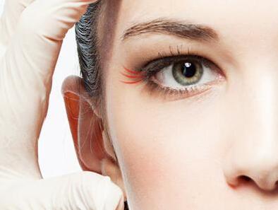 温州解放军118医院整形科激光美容 眼部没有细纹的秘密