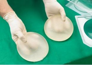假体隆胸手术图片 武汉施美尔整形医院做隆胸好吗