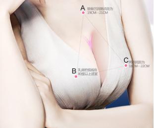 大连千百度整形医院乳房下垂矫正术效果图片 回归高挺姿态