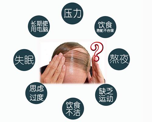 植发后的成长过程 北京新生发国际整形医院种植头发价格表
