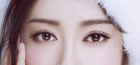 眼部整形名医排行 广州曙光整形医院王娟做双眼皮 对比图