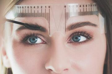 月经期可以纹眉吗 成都美莱整形医院陆丽私人订制眉形
