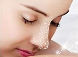 鼻子缺失 上海9院整形科戴传昌做鼻部再造 鼻子恢复完整
