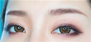 纹眉毛什么样的好 广州博研医院天然色料专属定制气质美眉